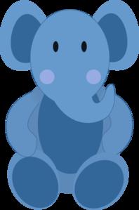 svg transparent Vector baby file. Elephant clip art diy