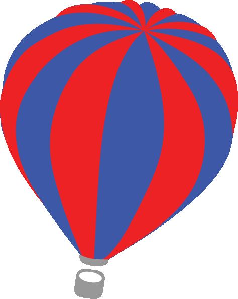 banner black and white Vector balloon animation. Hot air clip art