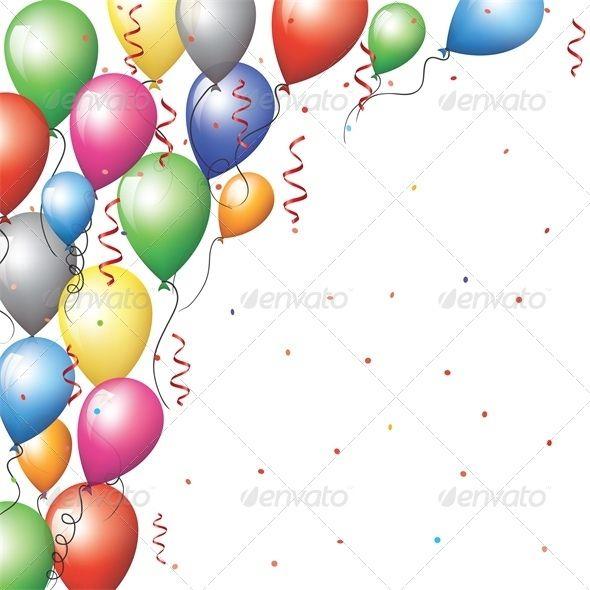 clip free download Infographic design balloons hand. Vector balloon border