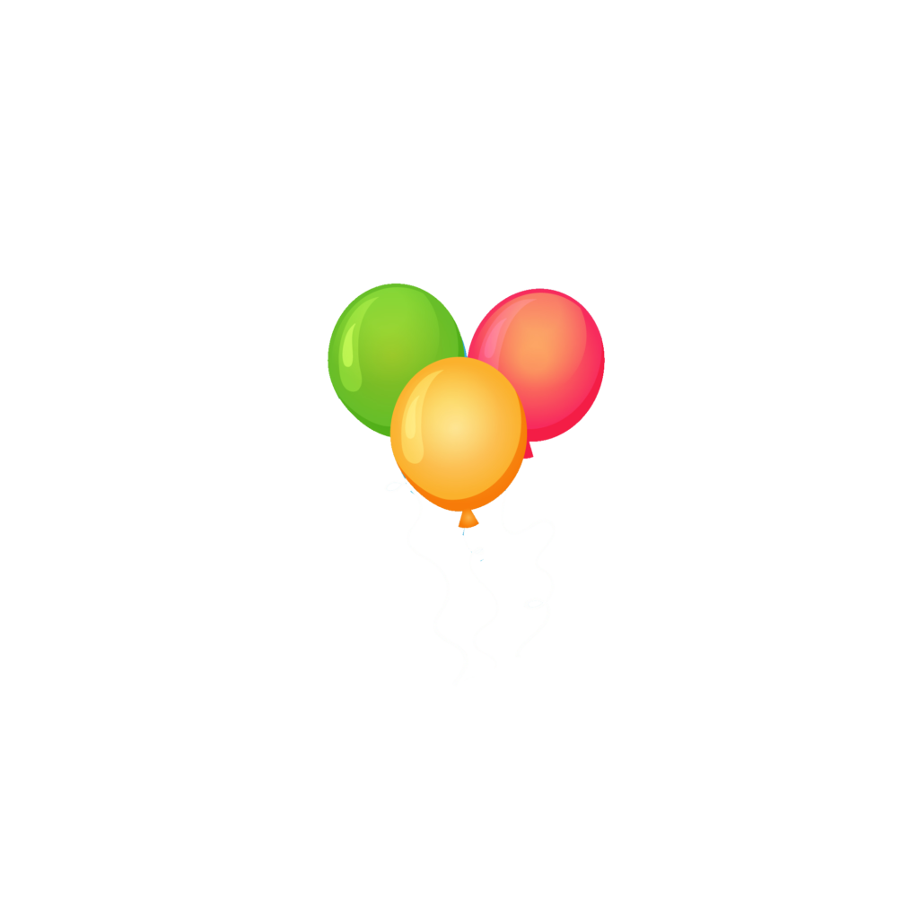vector stock Happy birthday png peoplepng. Vector balloon border