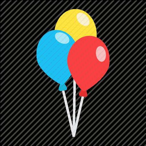 vector free stock Vector balloon celebration. Baby by fox design