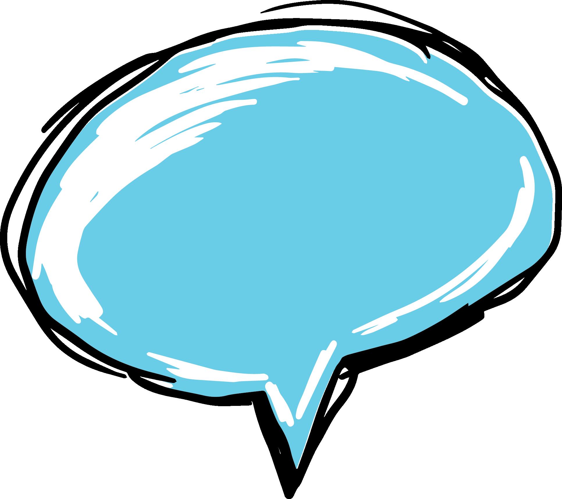banner download Bubble speech clip art. Vector balloon conversation