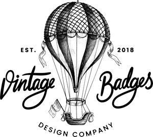 vector royalty free Vector balloon vintage. Logo eps free download