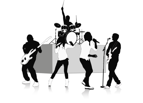 picture transparent stock Music Band PNG HD Transparent Music Band HD