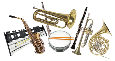 vector library Download instrument free png. Vector band brass
