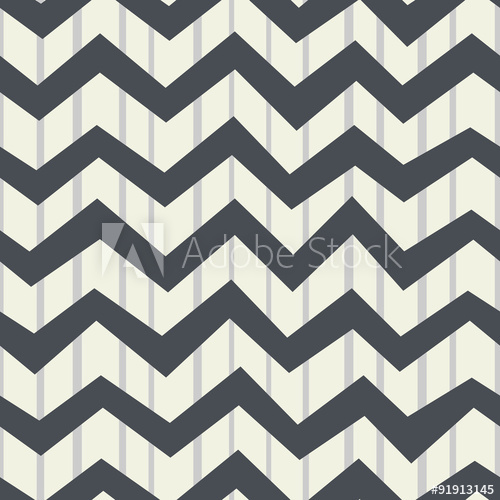 image freeuse library Vector bands vintage. Monochrome seamless pattern of