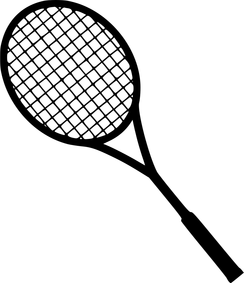 svg download Badminton Racket Svg Png Icon Free Download