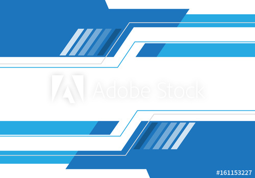 banner black and white library Abstract technology design modern. Vector blue and white