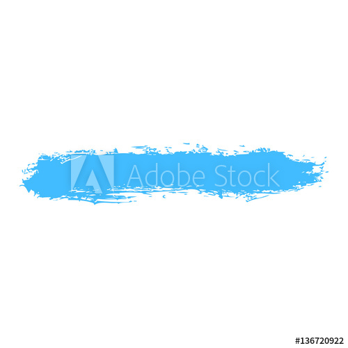 svg freeuse Paint buy this stock. Vector blue brush stroke