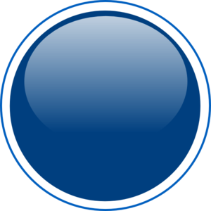 png library library Blue circle button clip. Vector buttons glossy
