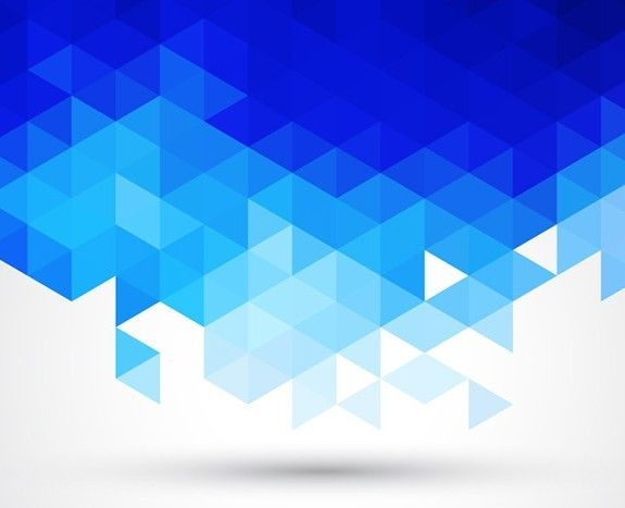 vector free Free abstract triangles background. Vector blue geometric