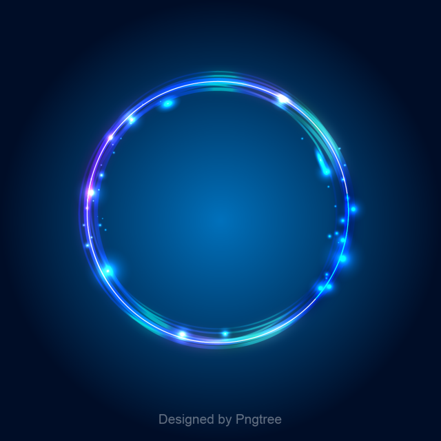 graphic royalty free download Effect circle aperture shiny. Vector blue light