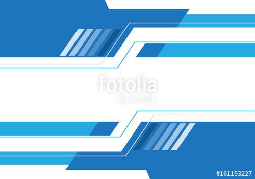 clip library library Vector blue modern. Abstract white technology design