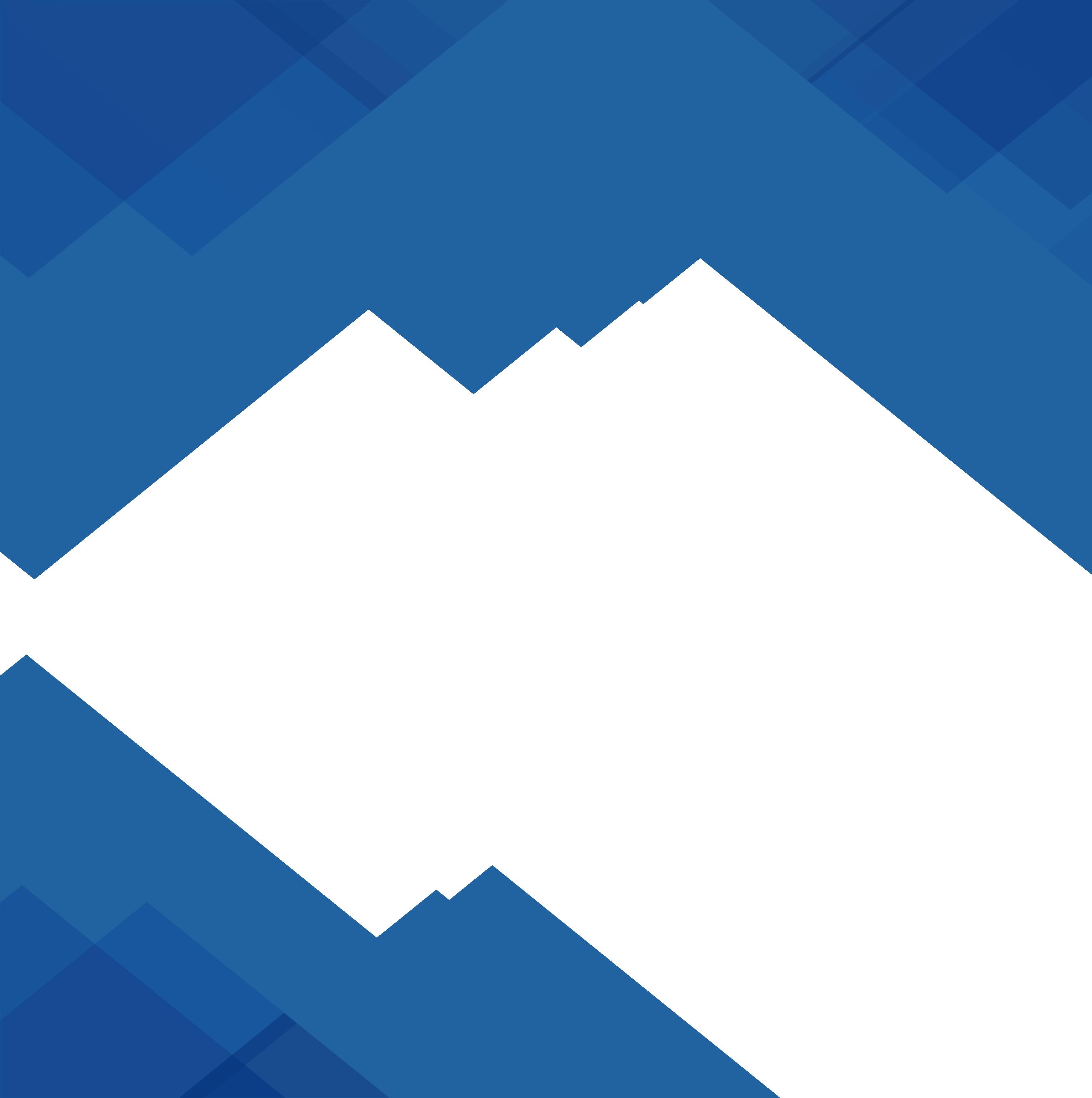 clipart royalty free Wallpaper border transprent png. Vector blue triangular