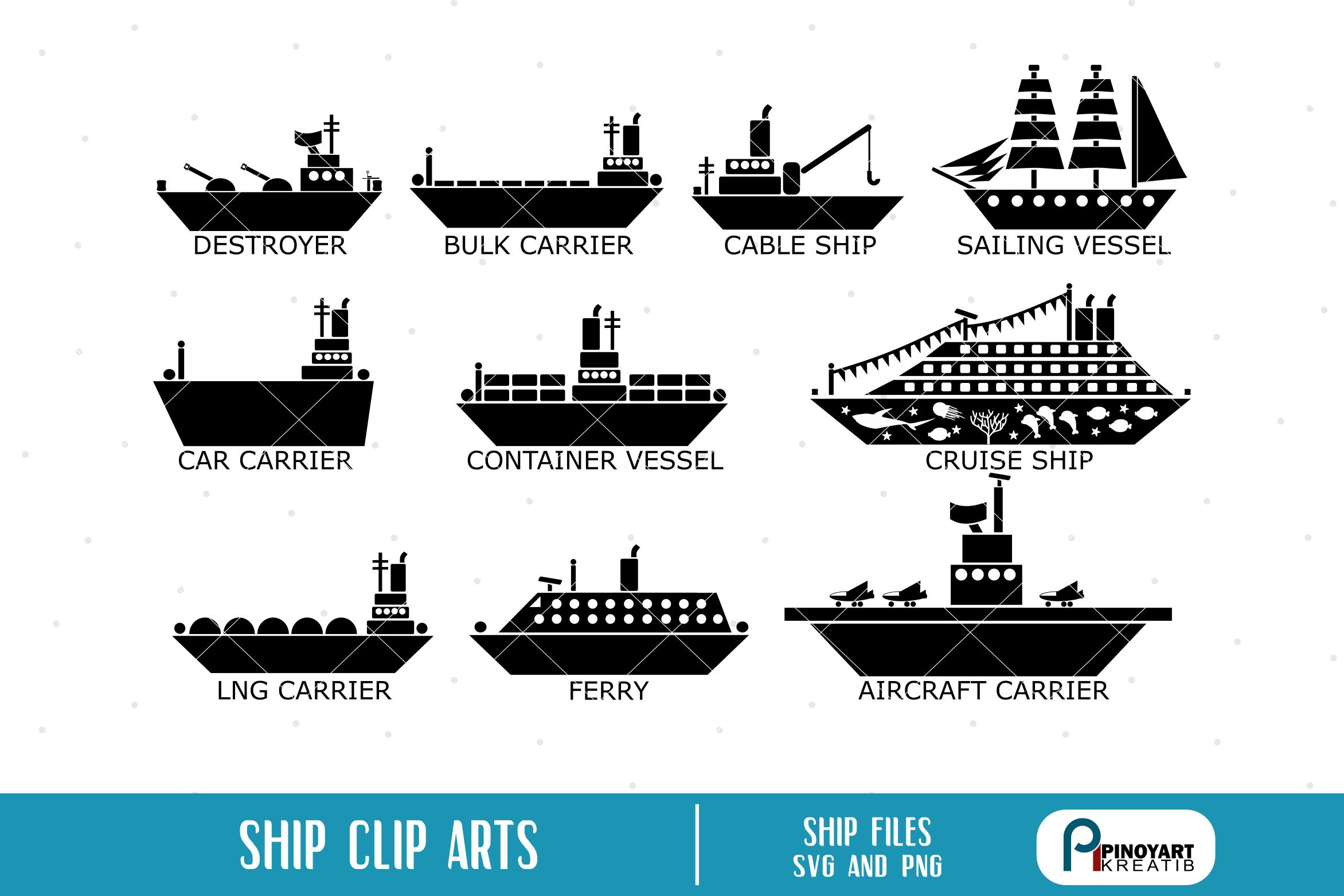 image freeuse Vector boat clip art. Ship graphics prints svg
