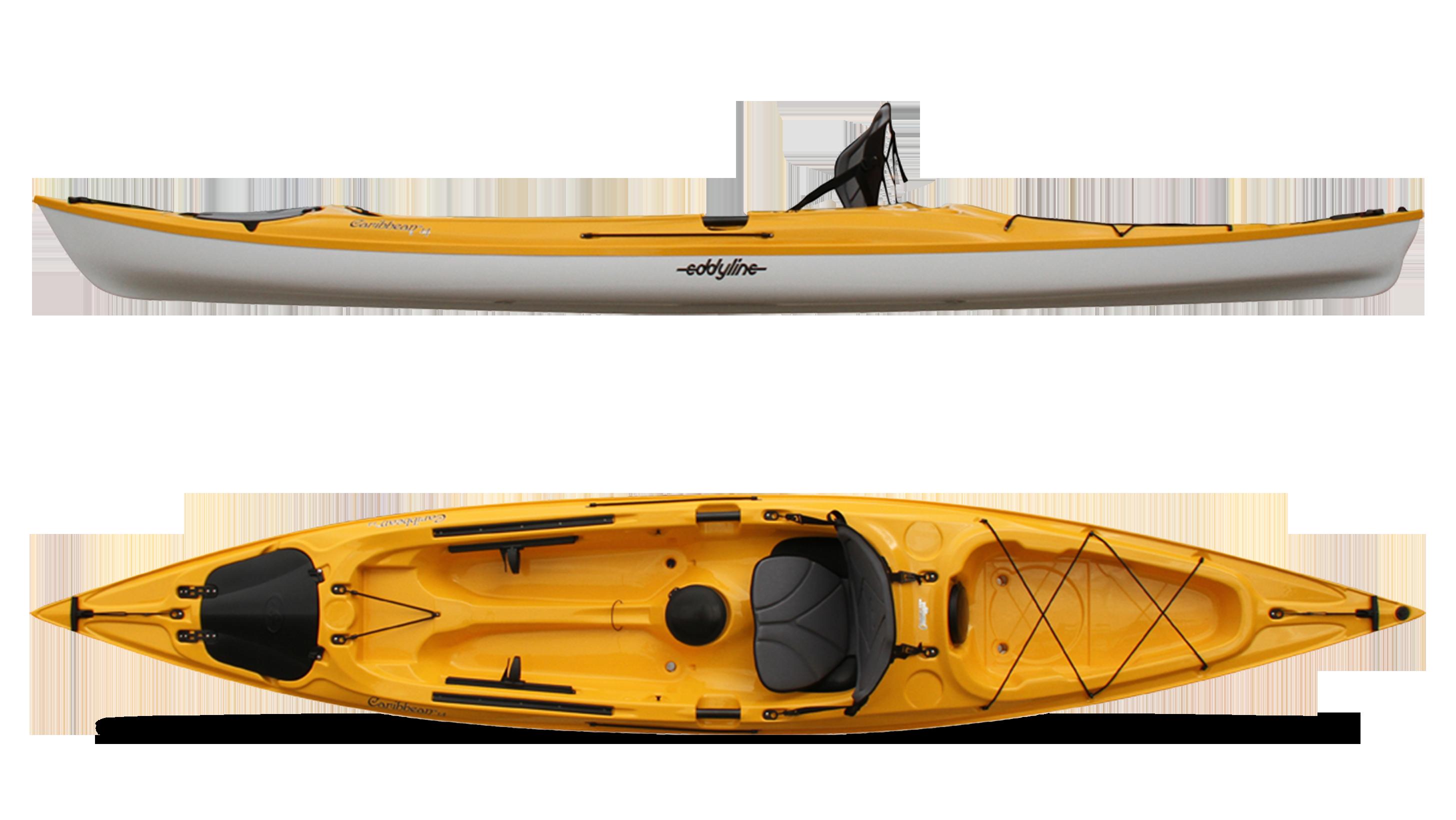banner transparent library Caribbean reviews eddyline kayaks. Vector boat kayak