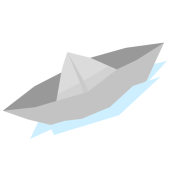 clipart freeuse Paper computer icons ship. Vector boat minimalist