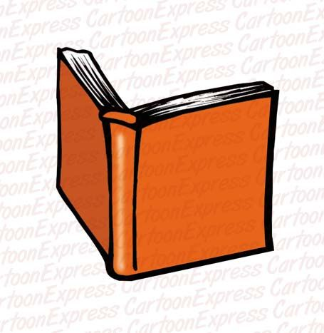 clip transparent stock Drawings of illustration a. Vector books cartoon