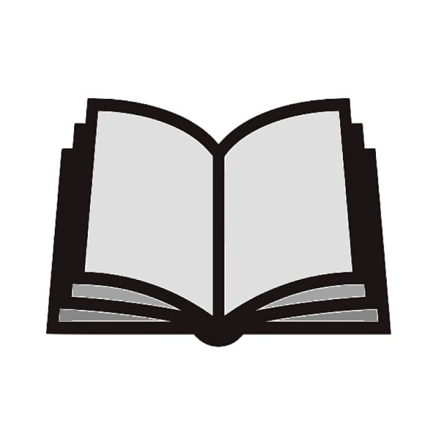 image Read icon book text. Vector books psd
