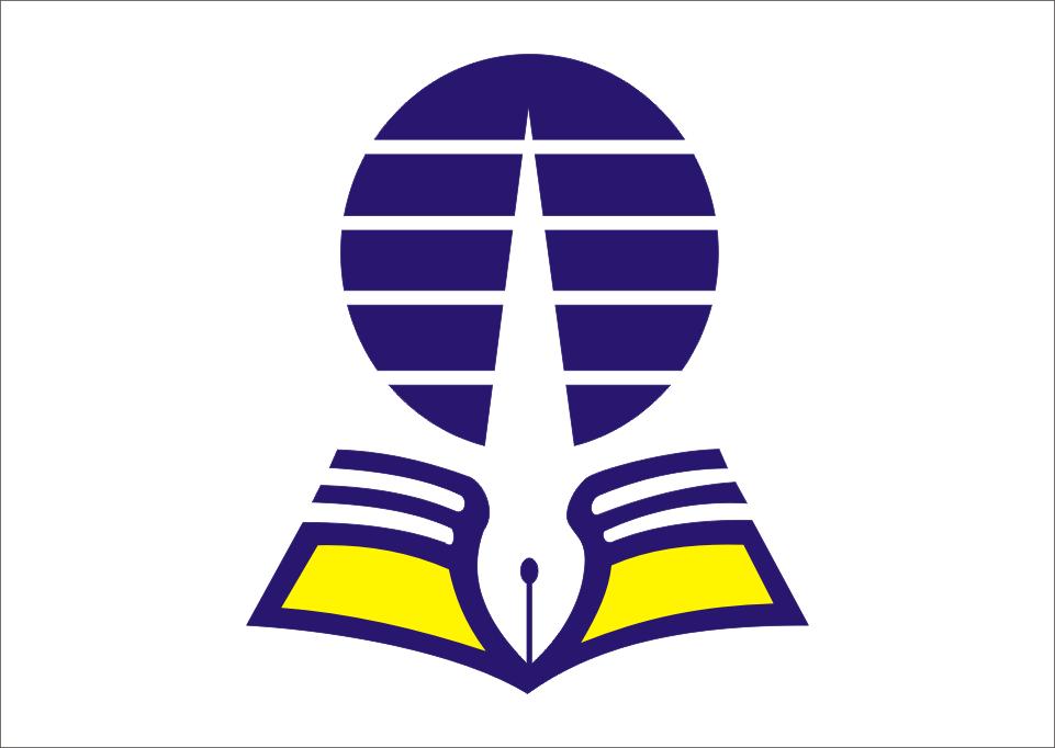 image library Vector books terbuka. Logo universitas just share