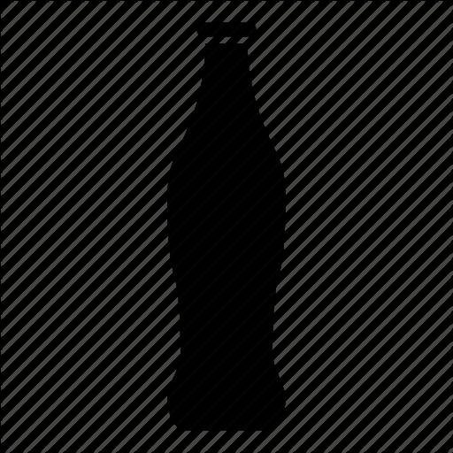 picture free stock Vector bottle pepsi. Glyph by royyan wijaya
