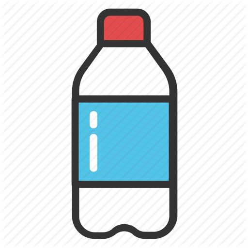 jpg freeuse stock Hotel and travel by. Vector bottle plastic