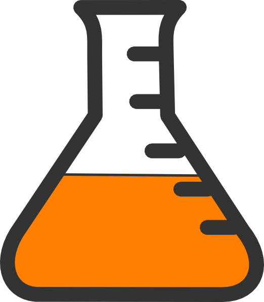 svg library download Acid clipart . Vector bottle science