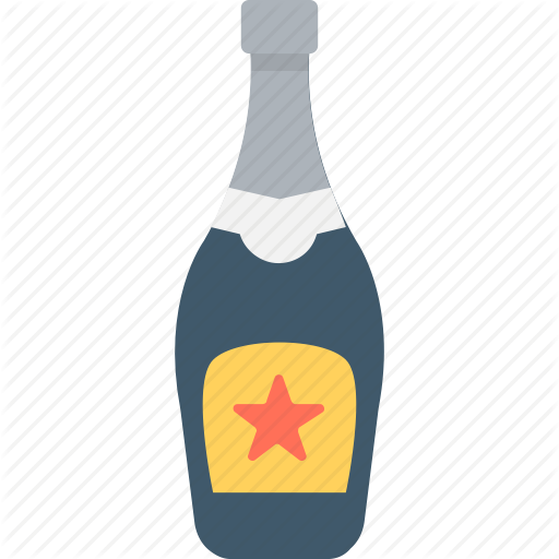 png freeuse Vector bottle wine. Party and celebrations by