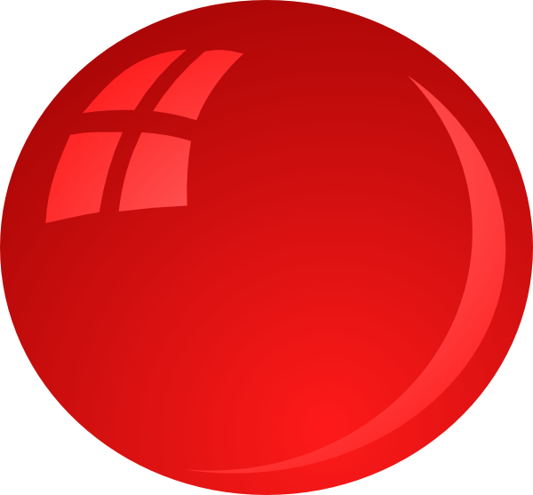 png download Vector bubble buble. Red clip art at