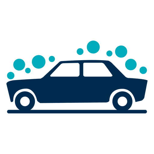 image freeuse library Vector bubble car wash. Bubbles covered icon transparent