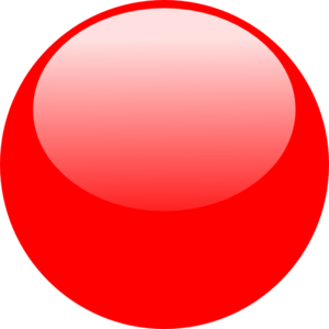 svg transparent download Red clip art at. Vector bubble circle