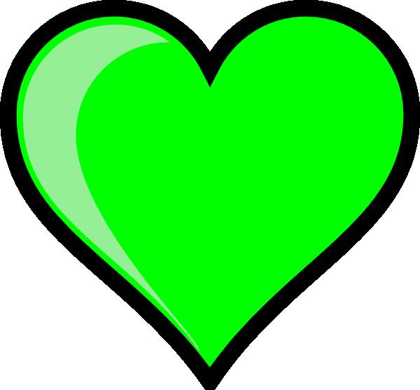 svg transparent stock Neon green clip art. Vector bubble heart