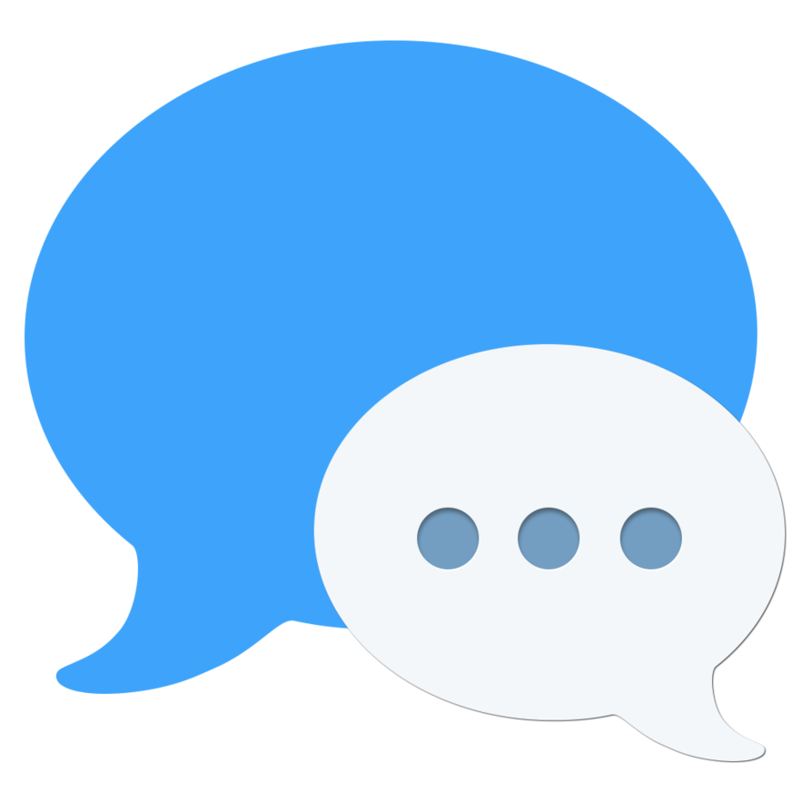 banner free library Vector bubble imessage.  png for free