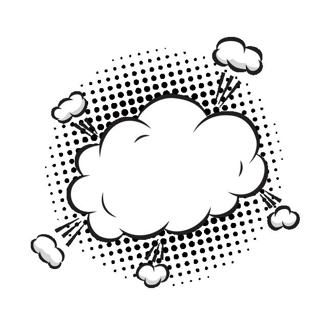 jpg transparent stock Creative speech chat png. Vector bubble modern