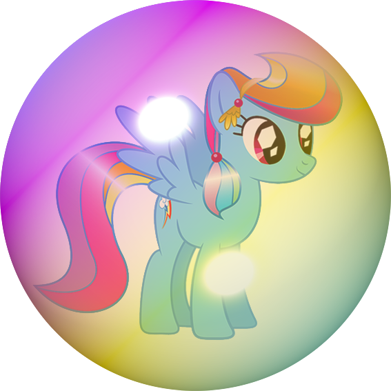 png black and white stock Vector bubble sparkle. My little pony rainbow