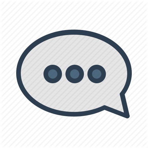 jpg black and white stock Vector bubble typing. Aami flat message bubbles