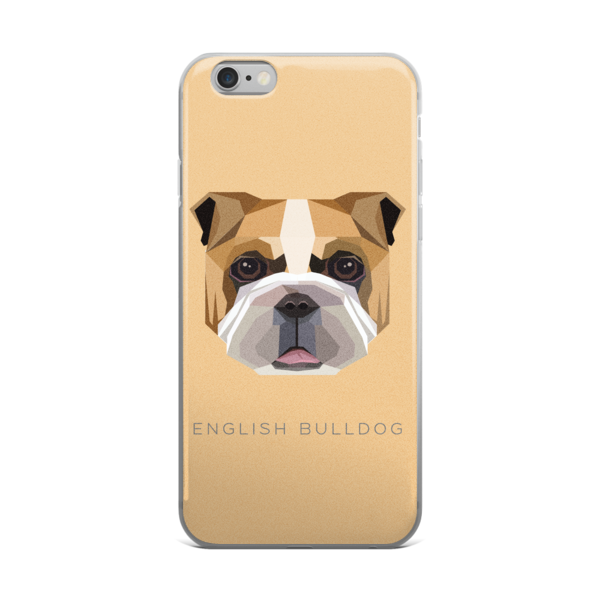 banner black and white download Vector bulldog baby. English iphone case bulldogs