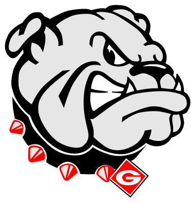 clipart transparent library Vector bulldog outline. Download wallpaper clipart free