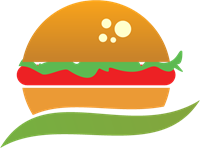 picture transparent library Food logo ai free. Vector burger