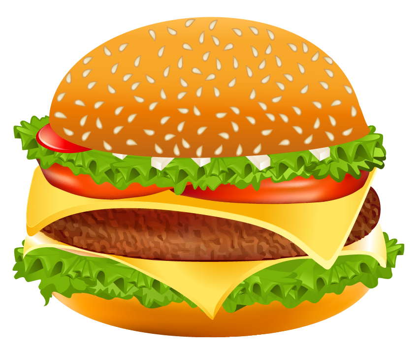 vector black and white download Vector burger. Collection of free burking