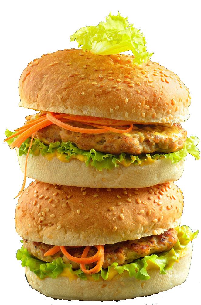 banner royalty free Vector burger big mac. Hamburger fast food mcdonald
