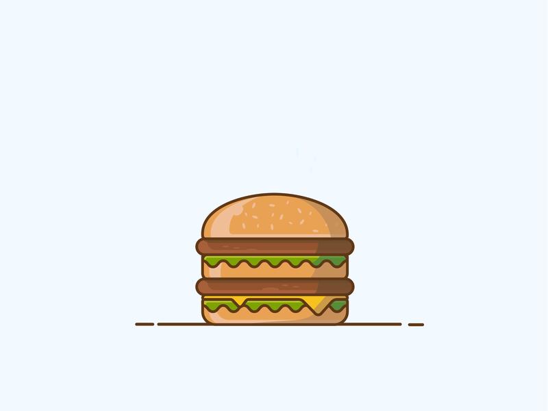 image transparent library Bigmac mcdonald s by. Vector burger big mac