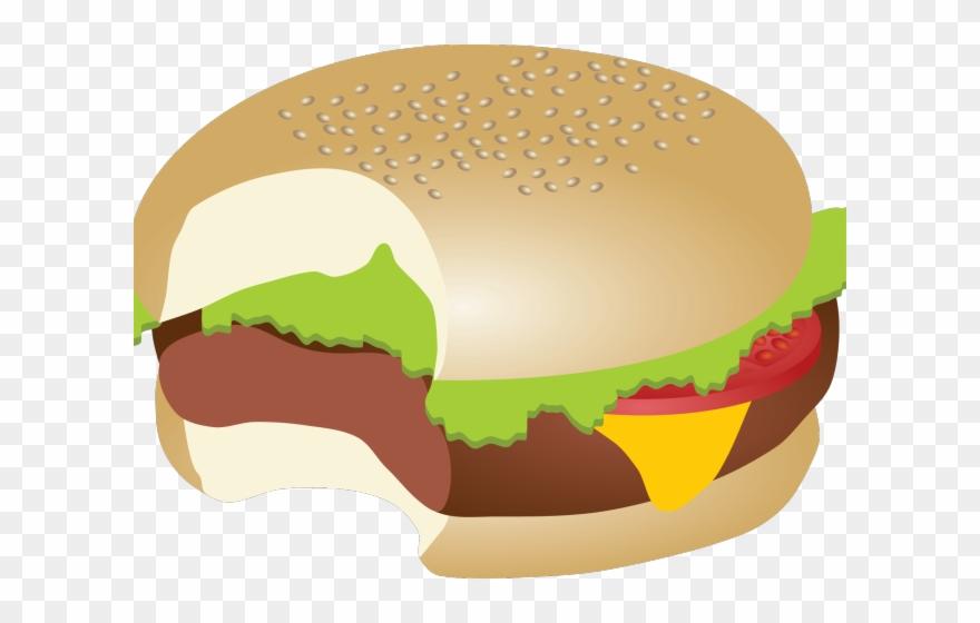 png transparent download Vector burger bite. Hamburgers clipart png download