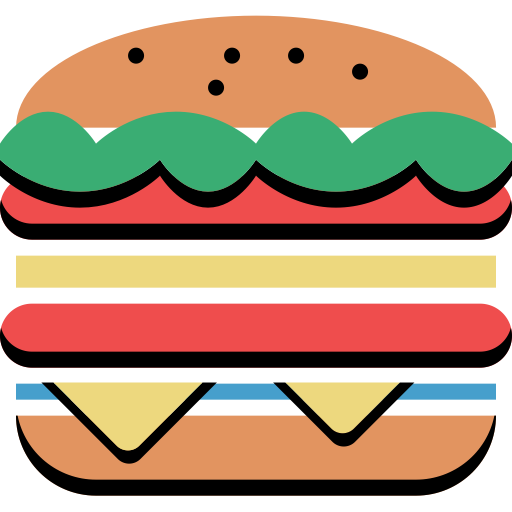 png free Huge photo icon png. Vector burger bread
