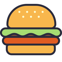image transparent library Image result for icon. Vector burger flat