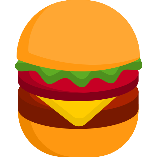 transparent Vector burger freepik.  icon food and