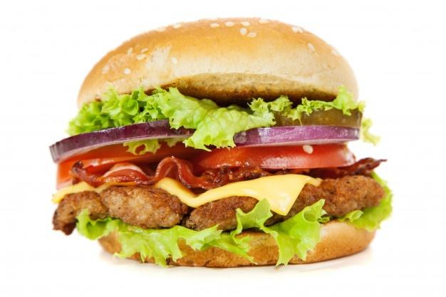 graphic transparent Vector burger freepik. Vectors photos and psd