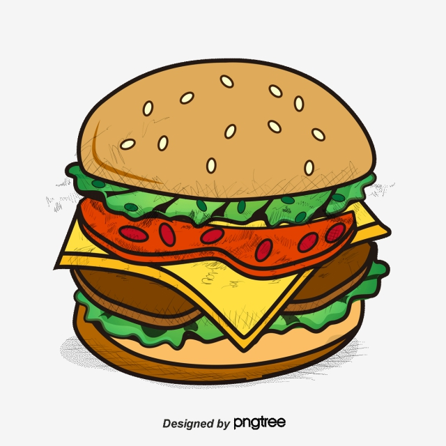 png royalty free Png images and psd. Vector burger high resolution