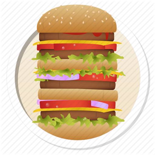 clip library library We re the best. Vector burger juicy