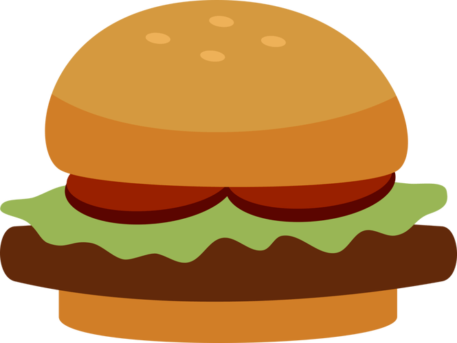 picture library download The best in vegan. Vector burger mini
